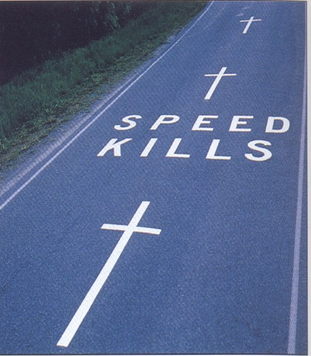 speed Kills, New York advertising festivals