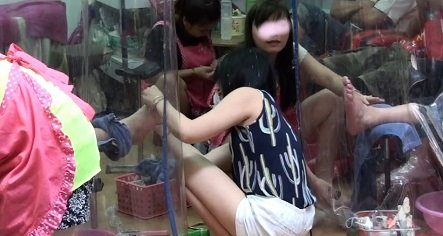 Sex worker services taiwan review