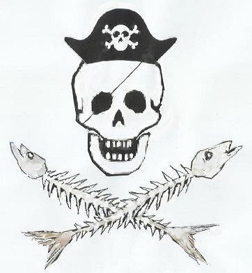 Taiwan illegal fishing as a pirate